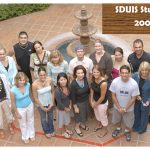 sduis students 2006 on campus